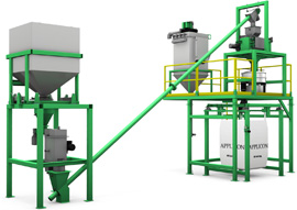 Mechanical Conveying Systems   Applicon Co