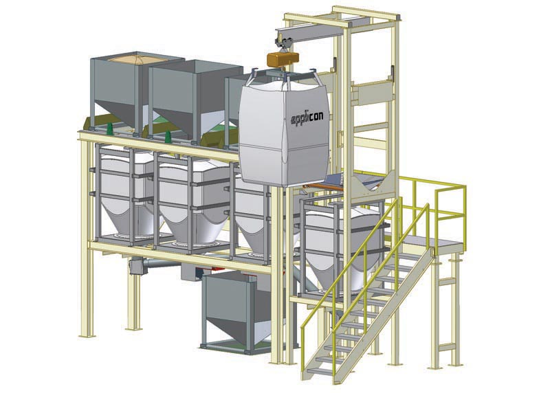 Batching Amp Dispensing Systems Applicon Co